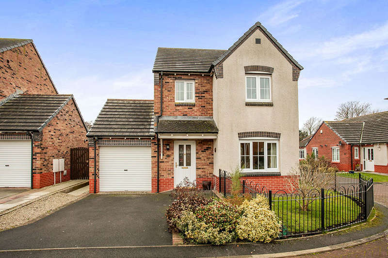 3 Bedrooms Detached House for sale in Greenrow Meadows, Silloth, CA7