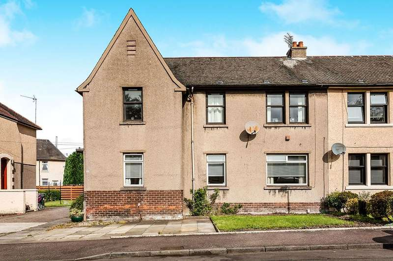 3 Bedrooms Flat for sale in Cross Street, Falkirk, FK2