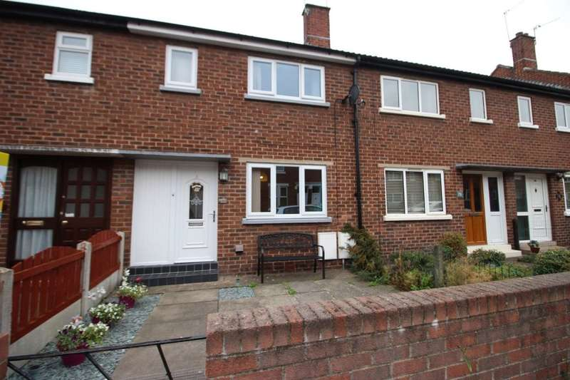 2 Bedrooms Property for sale in Granville Road, Carlisle, CA2