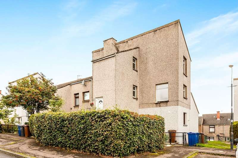 2 Bedrooms Flat for sale in Whitehill Grove, Dalkeith, EH22