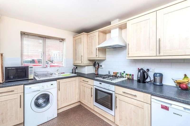 2 Bedrooms Flat for sale in Haydon Drive, Wallsend, NE28