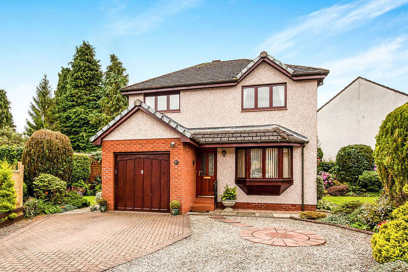 4 Bedrooms Detached House for sale in Mitchell Drive, Brechin, DD9