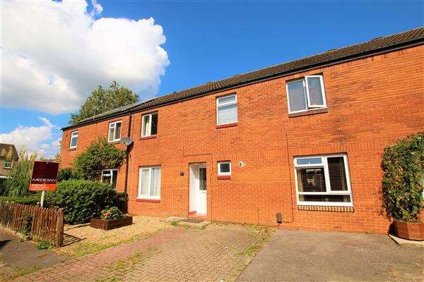 3 Bedrooms Terraced House for sale in Swansbury Drive, Bournemouth