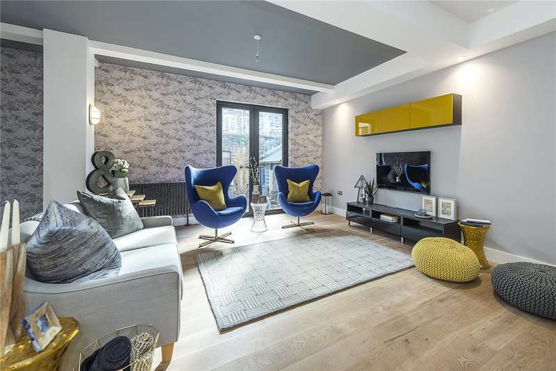 1 Bedroom Flat for sale in Stoke Newington High Road, Wilmer Place, London, N16