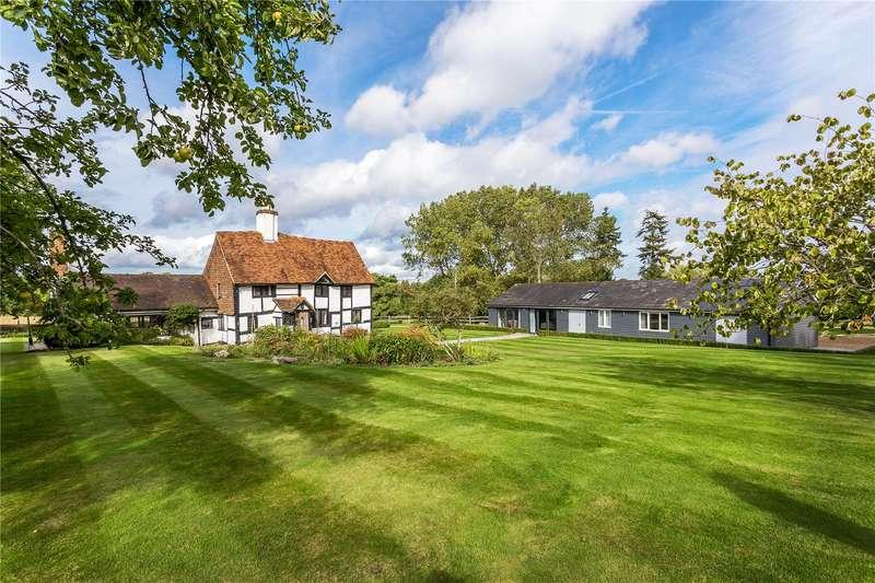 4 Bedrooms Detached House for sale in Reigate Road, Hookwood, Horley, Surrey, RH6