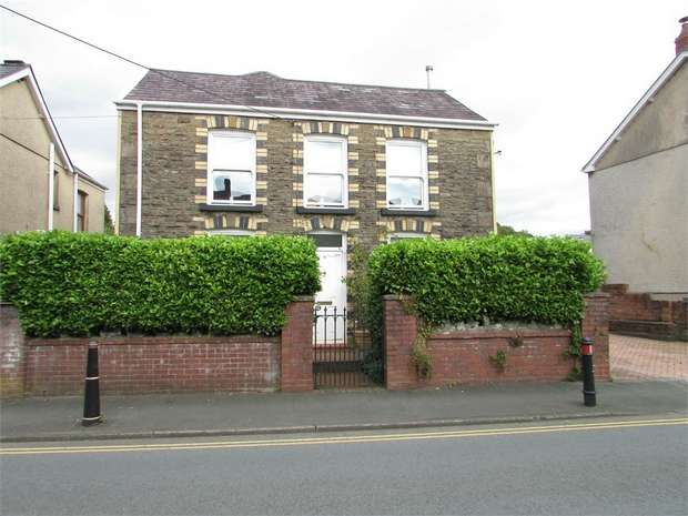 4 Bedrooms Detached House for sale in Station Road, Ystradgynlais, Swansea, Powys