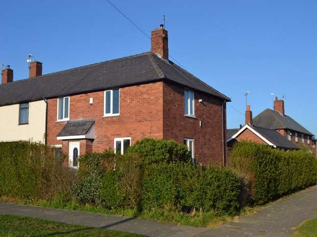 3 Bedrooms Semi Detached House for rent in Park View, Bromborough, Wirral, Merseyside