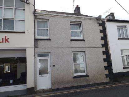 4 Bedrooms Semi Detached House for sale in St. Blazey, Par