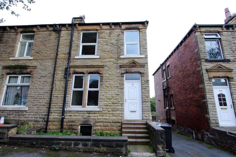 2 Bedrooms Terraced House for sale in East Bath Street, Batley