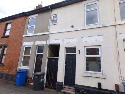 2 Bedrooms Terraced House for sale in Radbourne Street, Derby, Derbyshire