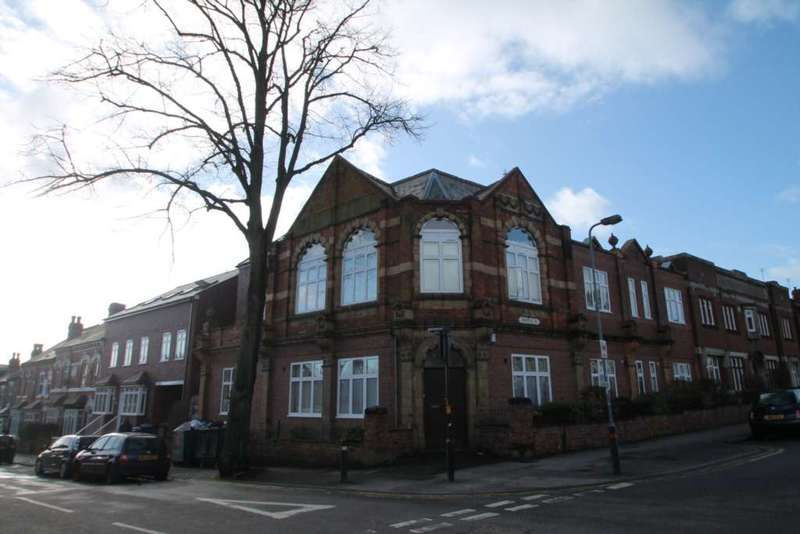 7 Bedrooms Apartment Flat for rent in Exeter Road, Selly Oak