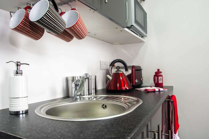 1 Bedroom Apartment Flat for sale in Regency Suites, Nottingham