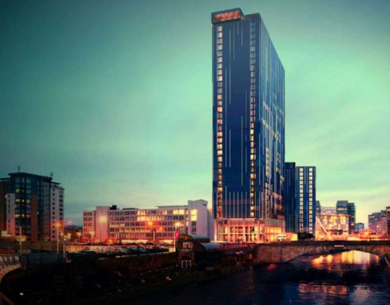 2 Bedrooms Apartment Flat for sale in Manchester