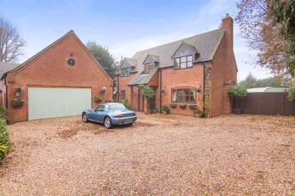 4 Bedrooms Detached House for sale in Coventry Road, Coleshill, Birmingham, Warwickshire