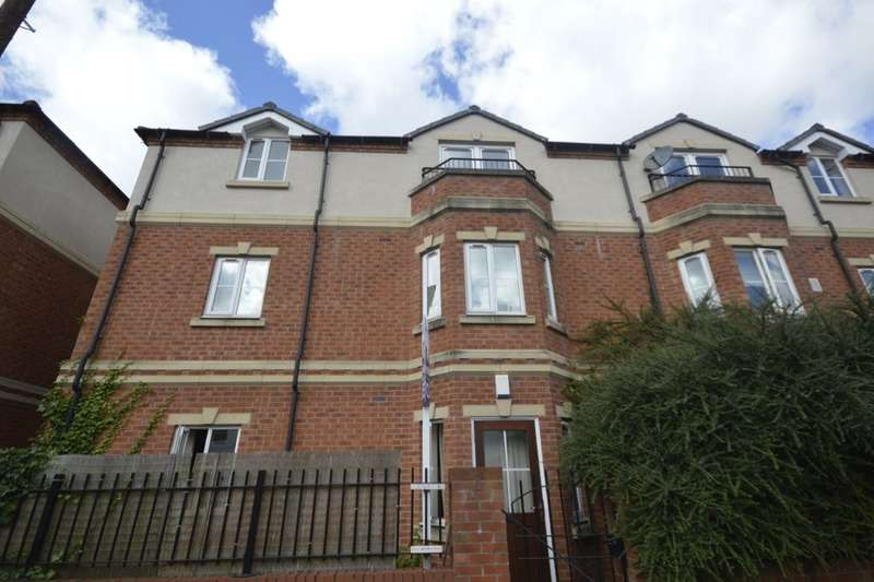 2 Bedrooms Flat for sale in Riches Street, Wolverhampton, WV6