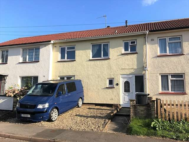 3 Bedrooms Terraced House for sale in Langford Avenue, Honiton
