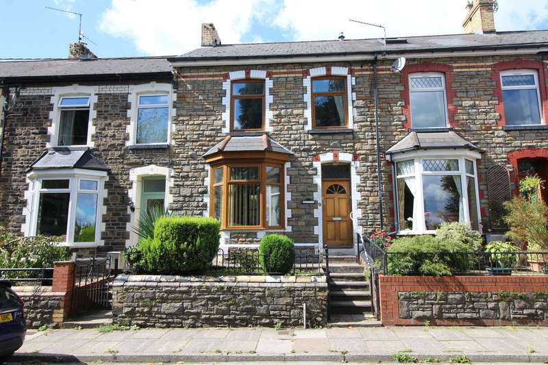 2 Bedrooms Terraced House for sale in East View, Griffithstown, Pontypool, NP4