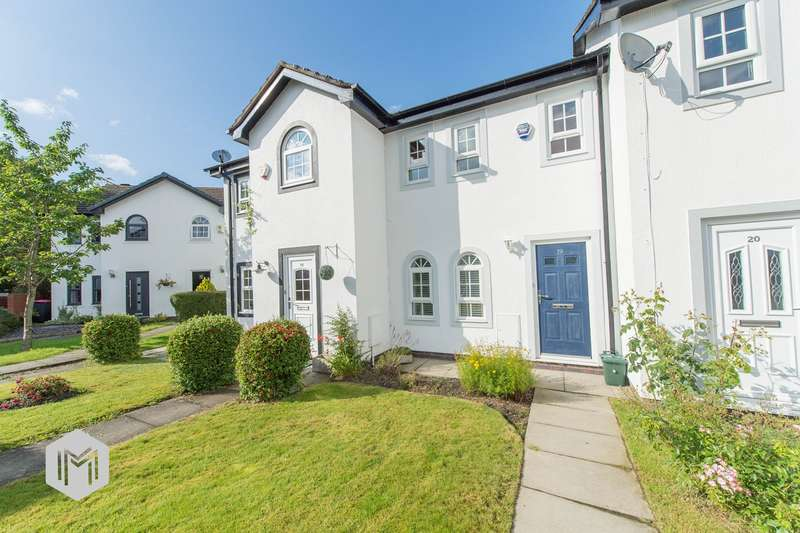 2 Bedrooms Mews House for sale in Bunting Mews, Worsley, Manchester, M28