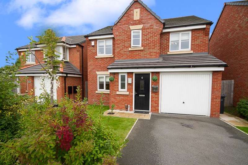 4 Bedrooms Detached House for sale in Marchmont Drive, Crosby, L23