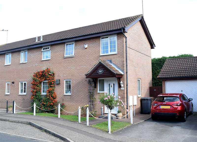 3 Bedrooms Semi Detached House for sale in Beeleigh Link, Chelmsford
