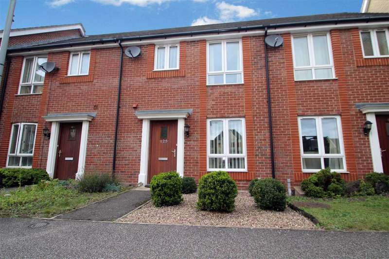 3 Bedrooms Terraced House for sale in Saturn Road, Ipswich