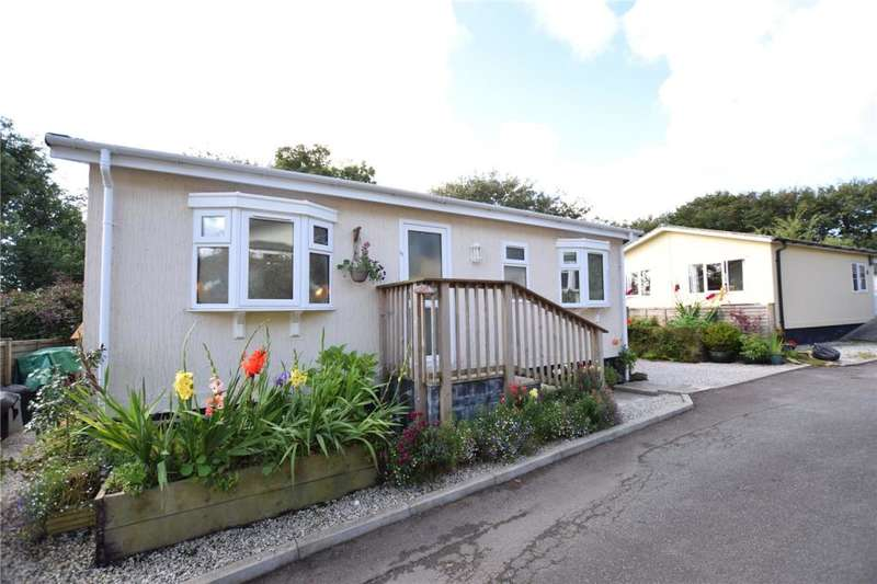 2 Bedrooms Park Home Mobile Home for sale in Coombe Park, Bell Lake, Camborne