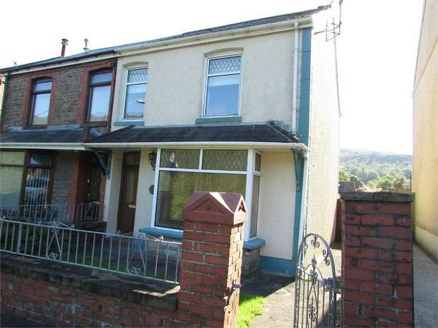 3 Bedrooms Semi Detached House for sale in Tonclwyda, Clyne, Neath, West Glamorgan
