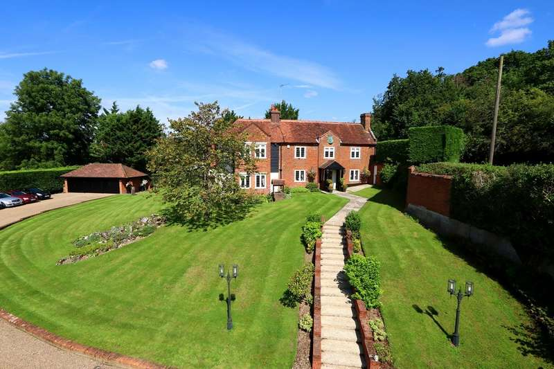5 Bedrooms Detached House for sale in Amersham Road, Chalfont St. Peter, SL9