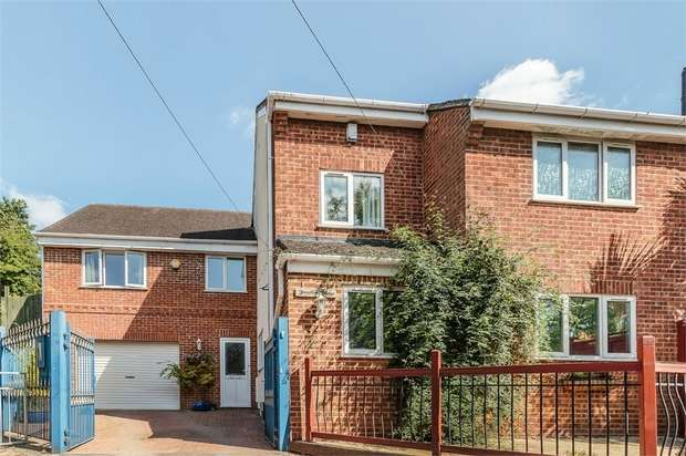 5 Bedrooms Detached House for sale in Southcote Farm Lane, Reading, Berkshire