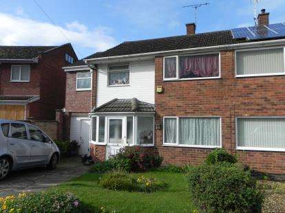 4 Bedrooms Semi Detached House for sale in Penzance Avenue, Wigston, Leicester, Leicestershire