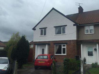 3 Bedrooms Semi Detached House for sale in The Close, Greenfield, Holywell, Flintshire, CH8