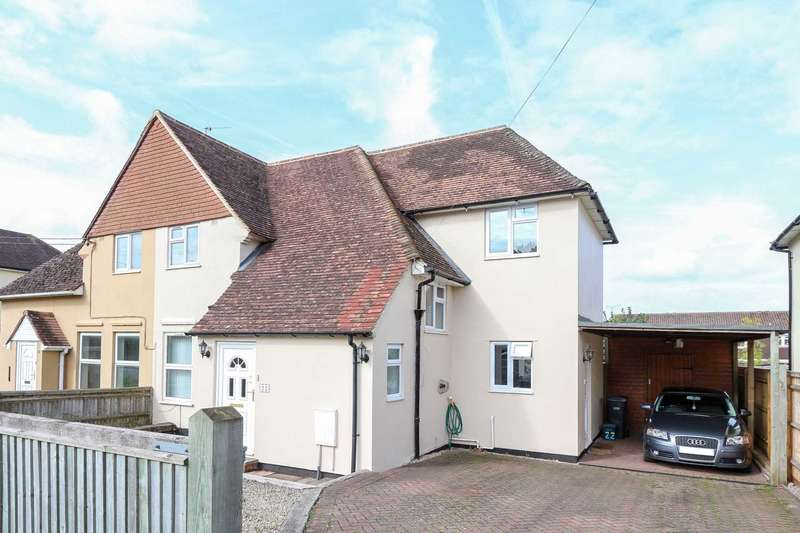 4 Bedrooms Semi Detached House for sale in Panters Road, Cholsey