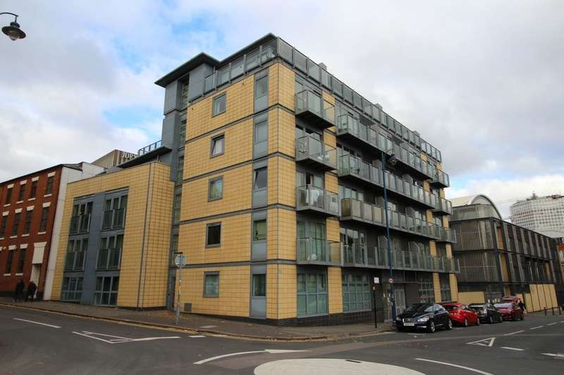 1 Bedroom Flat for sale in Holliday Street, Birmingham, B1