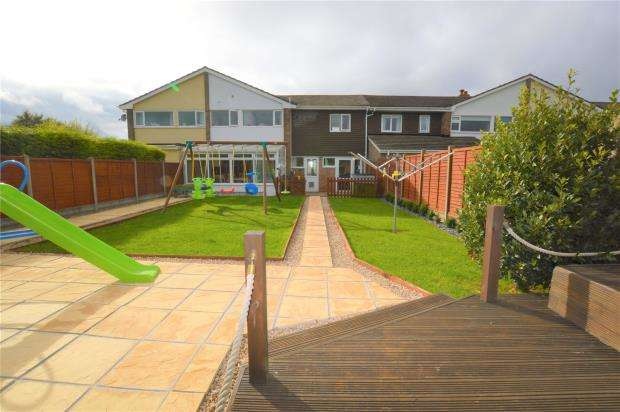 4 Bedrooms Terraced House for sale in Lakes Road, Brixham, Devon