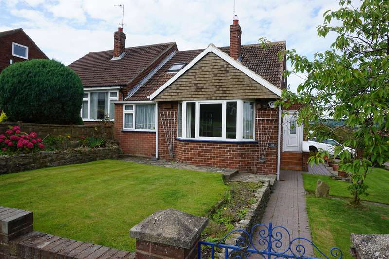 4 Bedrooms Semi Detached Bungalow for sale in Redscar Drive, Newby, Scarborough, YO12 5RQ