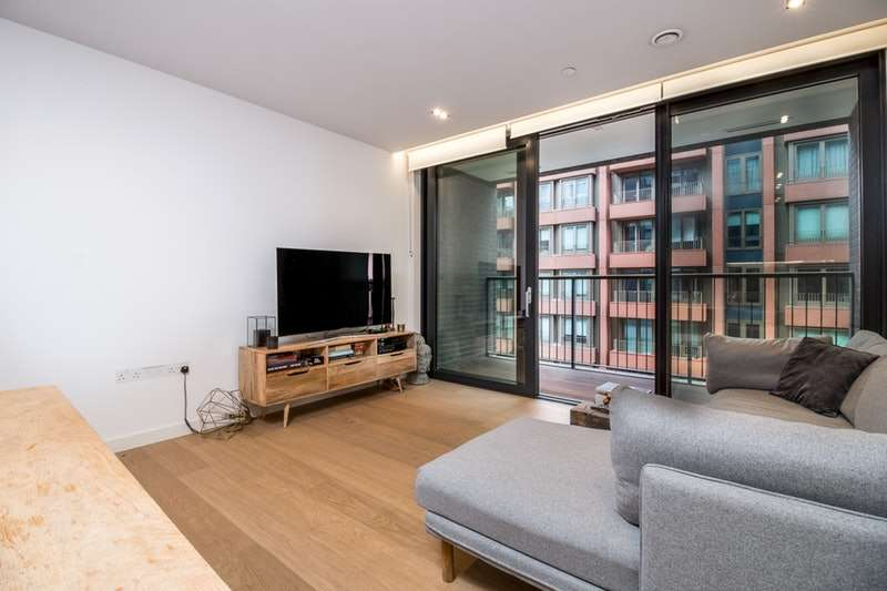 2 Bedrooms Flat for sale in Handyside Street, London, London, N1C