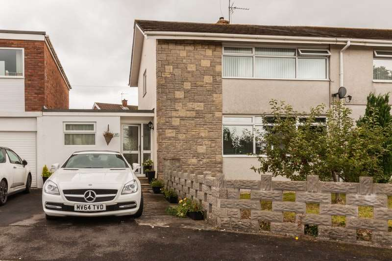 5 Bedrooms Link Detached House for sale in Woodland Avenue, Pencoed, BRIDGEND, Glamorgan, CF35