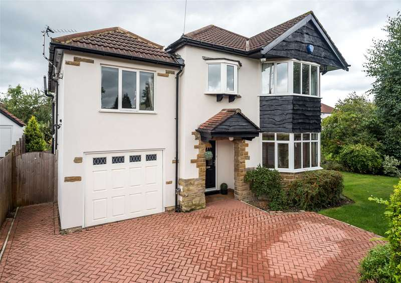 4 Bedrooms Detached House for sale in Moor Allerton Avenue, Leeds, West Yorkshire, LS17