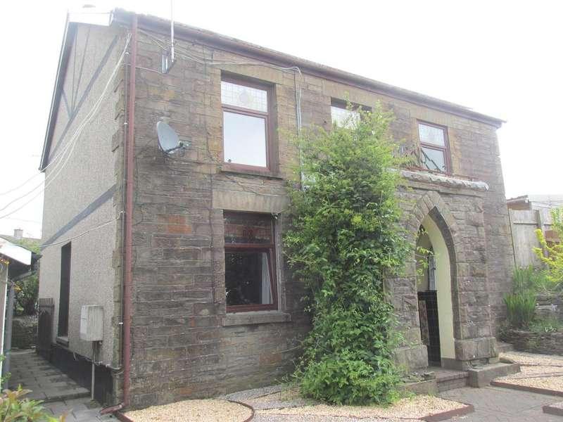 3 Bedrooms Detached House for sale in Efail Shingrig, Trelewis, TREHARRIS