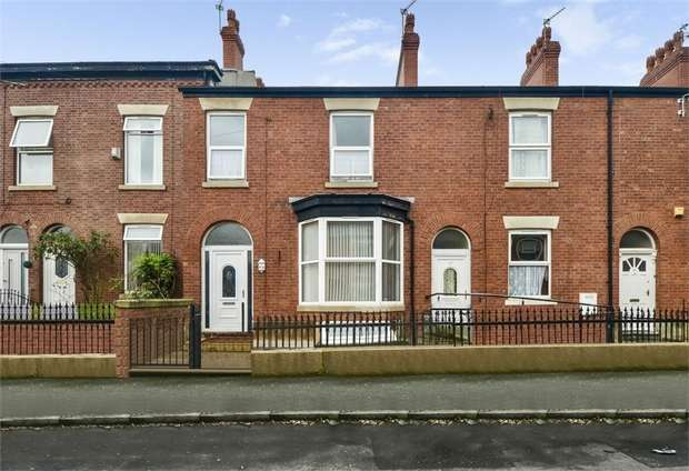 4 Bedrooms Terraced House for sale in Chapel Street, Hyde, Greater Manchester