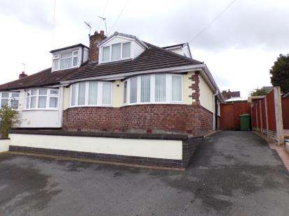 2 Bedrooms Bungalow for sale in Grangeside, Gateacre, Liverpool, Merseyside, L25
