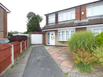 3 Bedrooms Semi Detached House for sale in The Croft, Maghull, Liverpool, Merseyside, L31
