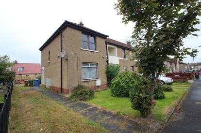 3 Bedrooms Flat for sale in Elmbank Street, Grangemouth