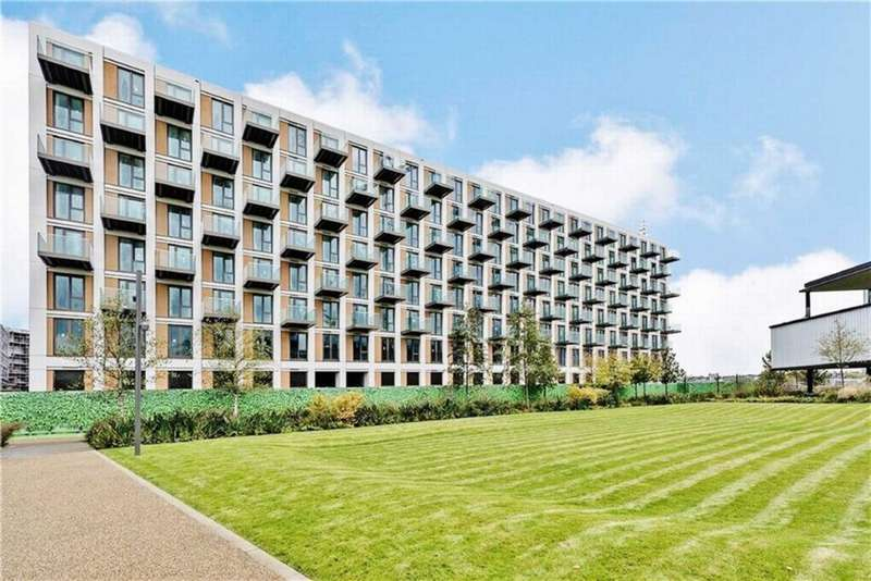 2 Bedrooms Apartment Flat for sale in Royal Wharf, London, E16