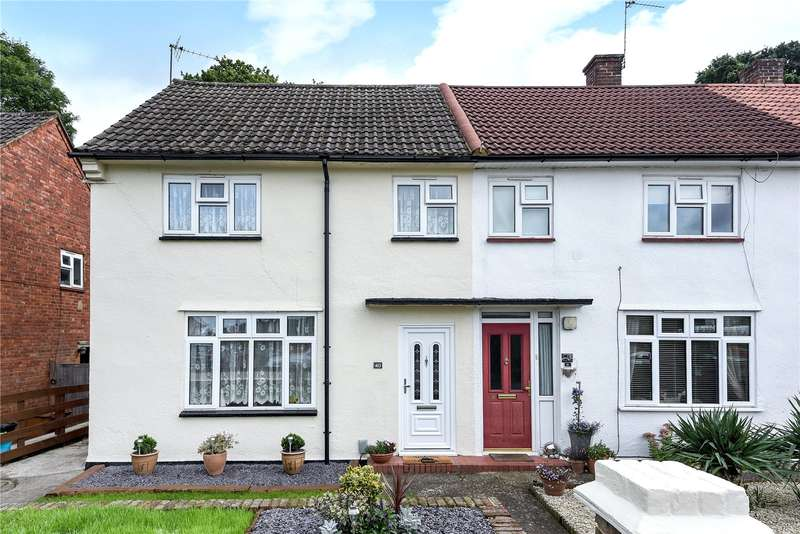 3 Bedrooms End Of Terrace House for sale in Blairhead Drive, Watford, Hertfordshire, WD19
