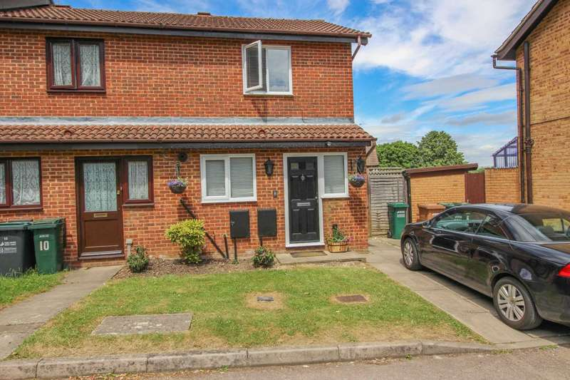2 Bedrooms End Of Terrace House for sale in Hamilton Road, South Oxhey