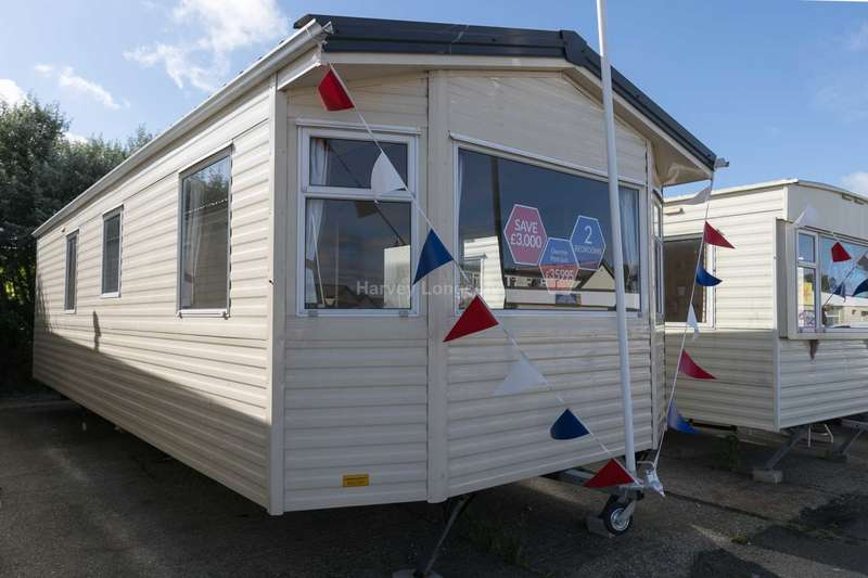 2 Bedrooms Caravan Mobile Home for sale in Dymchurch, Kent