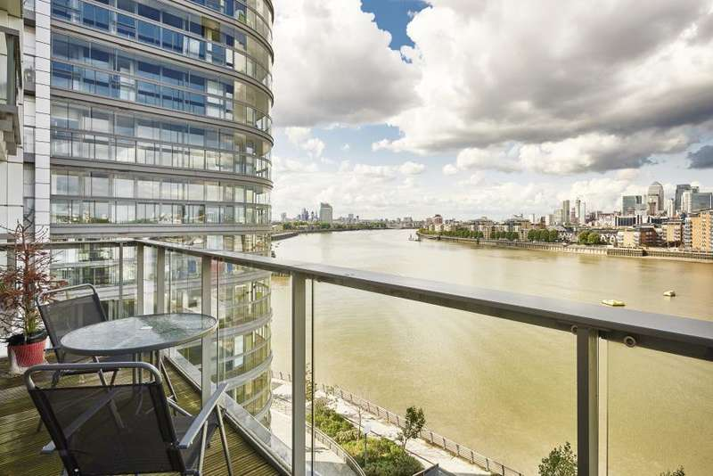 2 Bedrooms Apartment Flat for sale in Beacon Point, Greenwich,