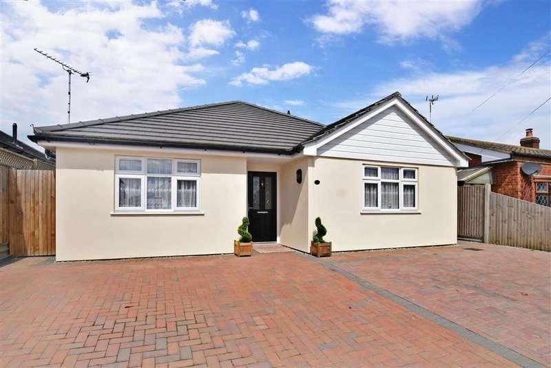 3 Bedrooms Detached Bungalow for sale in Talbot Avenue, Herne Bay, Kent