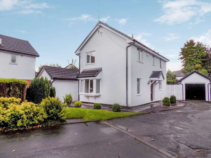 3 Bedrooms Detached House for sale in Stirrup Gate, Worsley, Manchester, M28